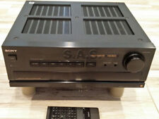 SONY TA-F808ES STEREO INTEGRATED AMPLIFIER + REMOTE + MANUAL - RARE & PRISTINE!!