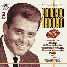FRANCISCO HEREDERO- 2 CD