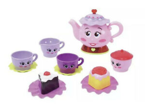 Chad Valley 11 Piece Tea Party Set Pink 2+ Lights & Sounds