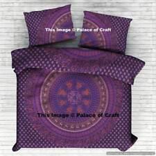 Mandala Queen/King Cotton Bed Quilt/Doona/Duvet Cover Set New Bohemian Set147