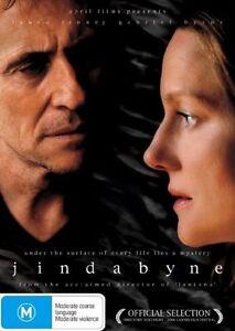 JINDABYNE (DVD) AUSTRALIAN DRAMA FILM Region 4 LAURA LINNEY GABRIEL BYRNE