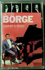 Victor Borge:  Comedy in Music (Cassette, Sony Music) NEW