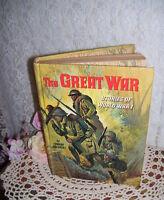 The Great War Stories of WWI by Edward Jakablonski  1965 Book