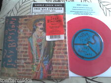 """RSD 7"""" PINK !!! VINYL Icky Blossoms Babes Chicas + MP3 EXCLUSIV Record Store Day"""