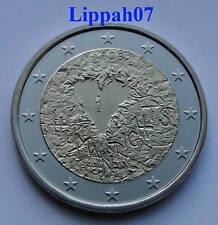 Finland speciale 2 euro 2008 Mensenrechten UNC