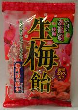 Plum Hard Candy w/ Paste Nama Ume Ame Japan Ribon Japaness Snack - USA SELLER