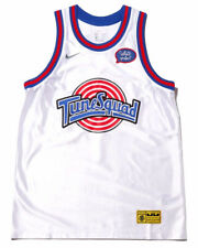 Nike Space Jam 2 DNA Jersey LeBron James x 'Tune Squad' White Size M/L NWT