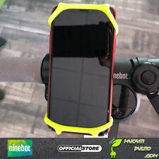 SUPPORTO SMARTPHONE NINEBOT ES1 ES2 ES3 ES4 monopattino elettrico iphone samsung