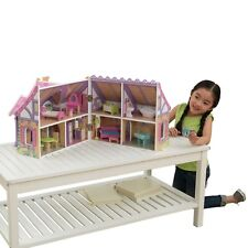 Enchanted Forest Dollhouse with 16-Piece Accessory Set by KidKraft