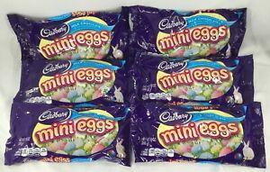 Cadbury Mini Chocolate Easter Eggs 6 Pk 10 oz Ea. 60 oz (3.75 lb) Total BB 4/22