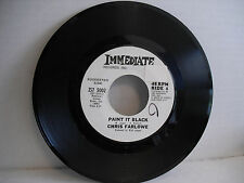 Chris Farlowe, Paint It Black / You're So Good For Me, Immediate ZS7 5002, 1967