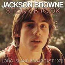 STONY BROOK  by JACKSON BROWNE  Compact Disc  LFMCD572 rare live show