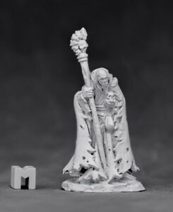 Reaper Miniatures - 03880 - Phineas Greybone, Necromancer - DHL
