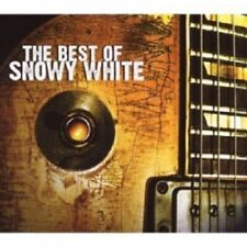 SNOWY WHITE - THE BEST OF SNOWY WHITE 2 CD  23 TRACKS CLASSIC ROCK & POP  NEU