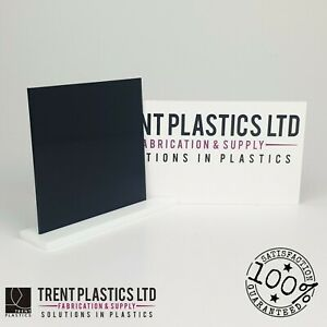 3mm Colour Perspex Acrylic Sheet Plastic Panel 55 DIFFERENT COLOURS A5 A4 A3