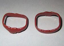 19921 Cinturón piel marrón 2u playmobil,belt,cintura,cinto,ceinture