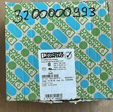 PHOENIX CONTACT MVSTBW CONTACTOR PLUG FEMALE GREEN 1792854 12 PIN NEW BOX OF 45