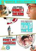 Honey, I Shrunk The Kids Triology [DVD][Region 2]
