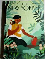 The New Yorker Lot of 2 June 4 11 18 2018 Covers NUTURE & FATHERS DAY OFF