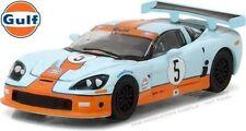 GREENLIGHT 1:64 2009 Corvette C6.R Gulf Oil Hobby Exclusive Diecast Car 29885
