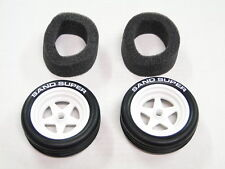 NEW KYOSHO TURBO SCORPION Wheels & Tires Front KN21