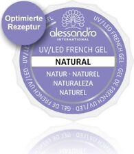 Alessandro Uv/led French Gel Natural *natürliches cremefarbenes Weiß*