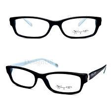 9a38c8cf796 TIFFANY   CO. TF2115 8001 Black Blue 52 16 140 Eyeglasses Rx Italy