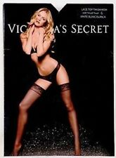 Victorias Secret Sexy Lace Top THIGH HIGH Hose STOCKINGS White NWT A