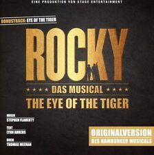 MUSICAL-ORIGINAL CAST - ROCKY-THE MUSICAL (ORIGINALVERSION HAMBURG)  CD NEU