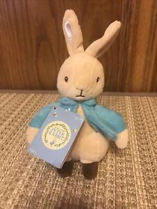 Small Peter Rabbit Plush w/Tags