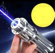 Hot 5000000M High Power Blue Laser Pointers 450Nm Lazer Flashlight Burn Light