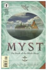 MYST The Book of the Black Ships #1