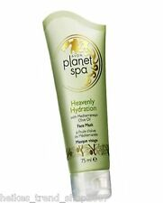 AVON Planet Spa HEAVENLY HYDRATION Gesichtsmaske mit mediterranem Olivenöl
