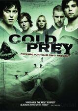 Cold Prey (DVD, 2009) Rolf Kristian Larsen, Tomas Alf Larsen, Viktoria Winge