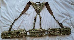 Tactical Tailor Fight Light Battle Belt Kit and Harness - UKSF, MOLLE, webbing,