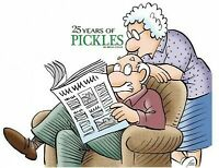 25 Years of Pickles, Paperback by Crane, Brian, Brand New, Free shipping in t...