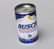 ANHEUSER Bush BUDWEISER MINI LATTINA miniatura CAN USA 1998 - BUSH