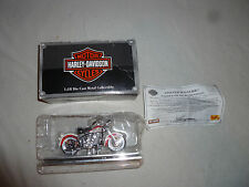 NEW IN BOX HARLEY DAVIDSON 1958 FLH DUO GLIDE MODEL MAISTO 1:18 DIECAST METAL >>