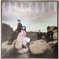 Cock Robin - Cock Robin (LP, Album) Vinyl Schallplatte - 139875