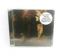 Invincible by Two Steps From Hell Cut Out CD-2011 New Sealed