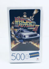 BLOCKBUSTER Back To The Future II VHS Case 500pc Jigsaw Puzzle Cardinal NEW 2020
