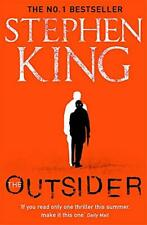 The Outsider: The No.1 Sunday Times Bestseller by King, Stephen Book The Cheap