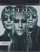 THE MATRIX TRILOGY 3 MOVIE COLLECTION 4K ULTRA HD & BLURAY & DIGITAL BOX SET