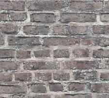 Livingwalls Vliestapete in Backsteinoptik | Neue Bude 2.0 verschiede Farben NEU