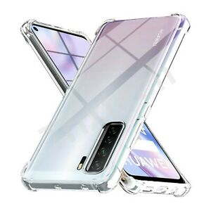 CLEAR Case for Huawei P40 Pro Lite New Edition Shockproof Clear GEL Cover