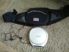 Sony Atrac3plus MP3 CD Walkman D-NE509. Sony  Ear Buds.  Case Logic . Tested.