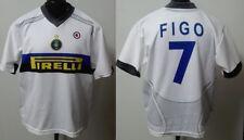 MONDO REPLICA INTER F.C. MAGLIA  AWAY FIGO 7   2005 2006 HOME TG. XL
