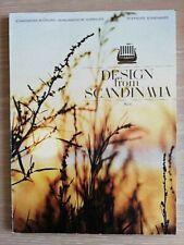 DESIGN FROM SCANDINAVIA N°3 (Verner Panton, Bruno Mathsson, Arne Norell) 1970