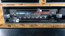 85-87 Lincoln Town Car Climate Control Assembly (Heated Back Glass) OEM Auto
