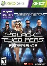 The Black Eyed Peas Experience New and Factory Sealed For Xbox 360